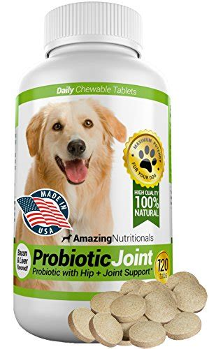probiotics for puppies with diarrhea amazing probiotics for dogs eliminates diarrhea and gas hip import it all