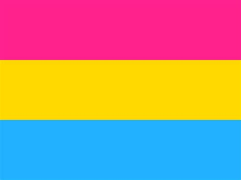 flag pansexuality pansexual pride  image  pixabay