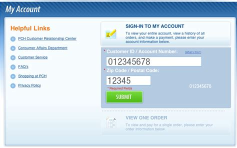 Myaccount Pch Com Payment - how do i view all of the pch orders on my account pch blog