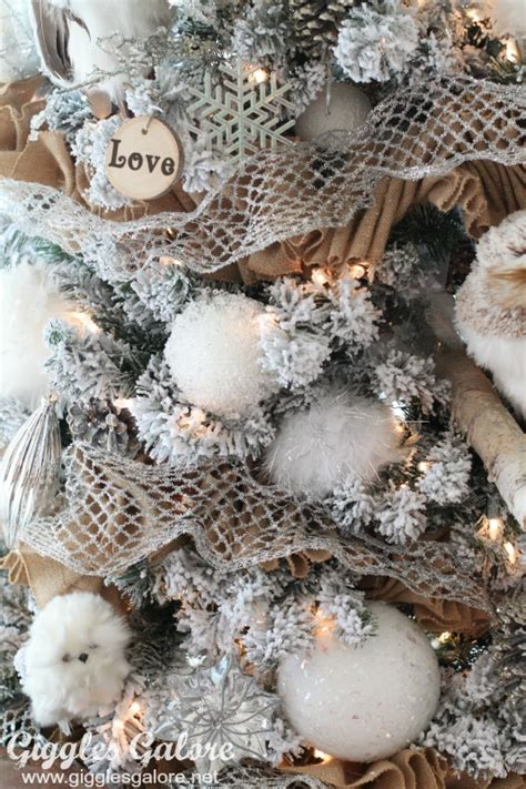 white furry fluffy christmas trees white fluffy tree decorations
