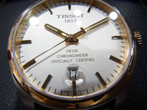 Tissot Pr 100 Automatic Stainless Steel T0494071105700 tissot prc100 watches ps