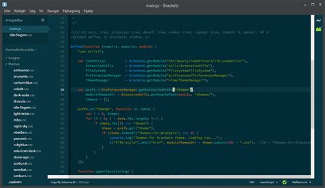 eclipse theme solarized light themes for brackets by jacse