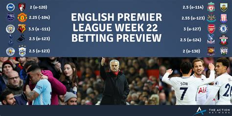 epl week 21 sports betting blog archive sports insights