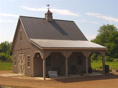Gambrel Roof House Floor Plans by Oko Bi Pole Barn Cupola Plans