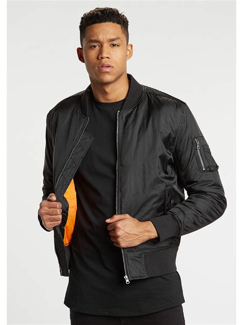 Bomber Basic Am classics basic bomber black bei snipes bestellen