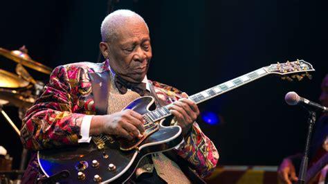 B B King blues legend b b king dies at 89 variety