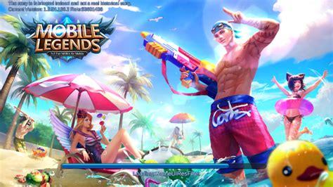 bermain mobile legends  memilih hero terbaik