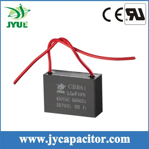 cbb61 mkp capacitor cbb61 mkp capacitor 28 images cbb61 mkp motor start capacitor 3 5uf 250vac 0 5 110vac 630vac