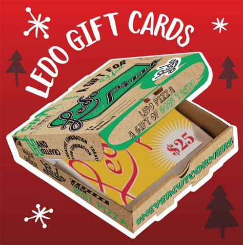 Pizza Gift Cards - ledo gift cards are america s favorite gift get your gift cards now
