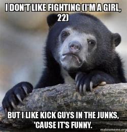 The Gays Dont Like Travolta by I Don T Like Fighting I M A 22 But I Like Kick