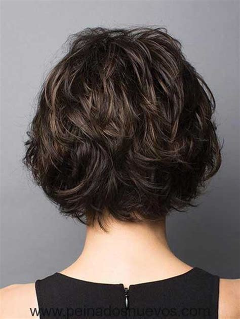want to see pictures of short hair styles latest dark brown short haircuts you need to see