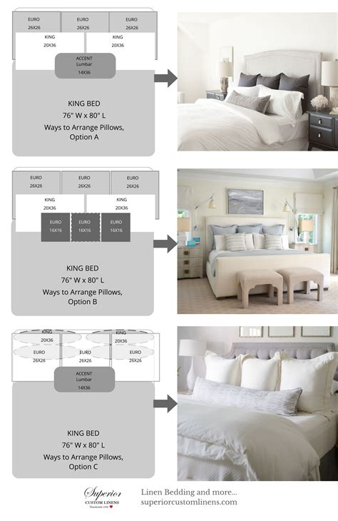 how to arrange pillows on a bed ways to arrange bed pillows king size pillows and bedrooms