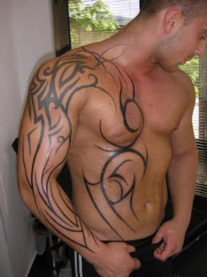 best arm tattoos for men 2013 tribal tattoos for and