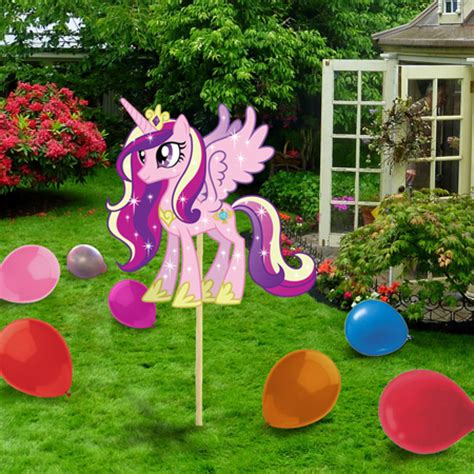 little decorations fun fabulous my little pony decoration ideas