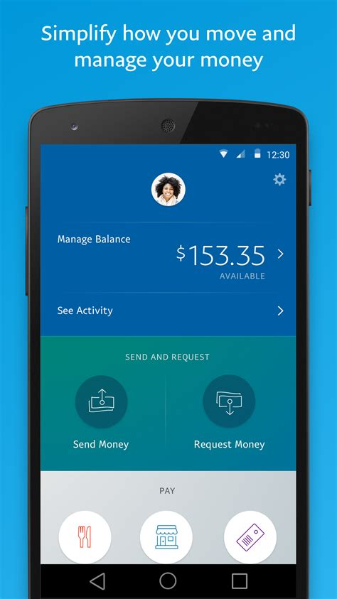 paypal mobile apk update official details paypal gets a update to v6 0 with a complete ui overhaul apk