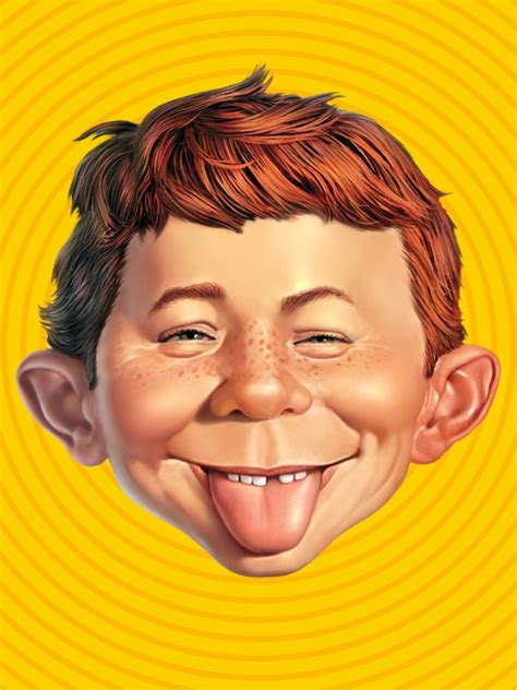 alfred newman mad magazine alfred e newman art graphics pinterest