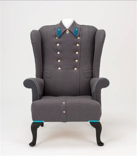 armchair commander character armchairs in london