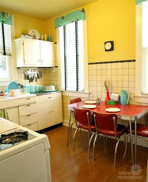 yellow vintage kitchen best 25 yellow turquoise ideas on pinterest lemon