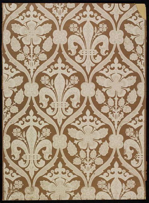 tudor style wallpaper the planning and printing of a wallpaper collection old