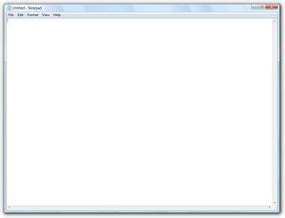 membuat virus dengan notepad cara membuat aplikasi jahil dengan notepad