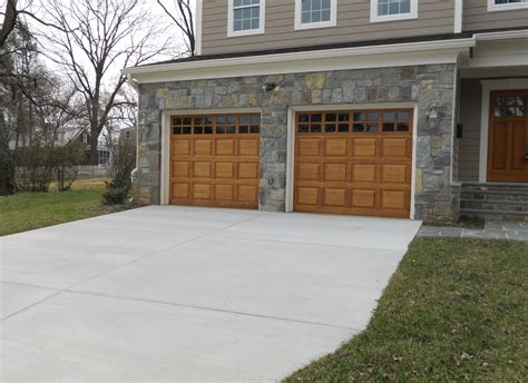 concrete driveway paving for maryland homeowners bartley
