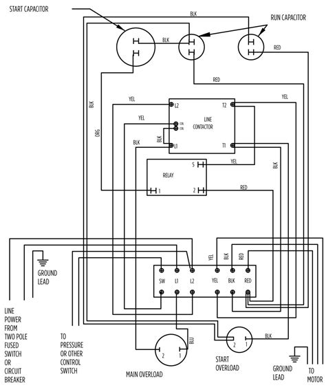 wiring of flotec well diagram
