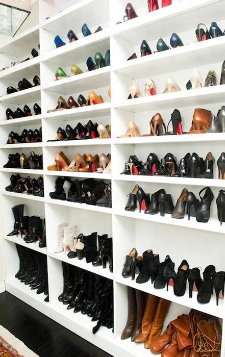 Ready Made Closet Systems Diy And Ready Made Shoe Shelves For Closets Ideas