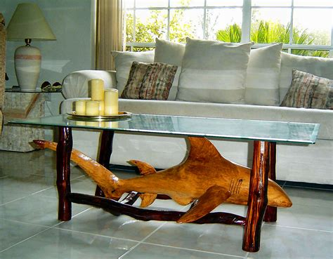 bronze and wood coffee table custom shark sculpture coffee table love s photo album