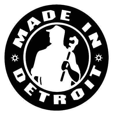 kid rock made in detroit made in detroit detroit tigers d 6x6 vinyl car truck