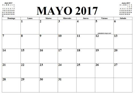 calendario 2017 mes a mes calendario 2017 calendario 2017