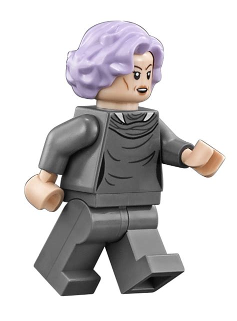Lego Vice Admiral Holdo 75188 dern now has own quot wars quot lego and what a