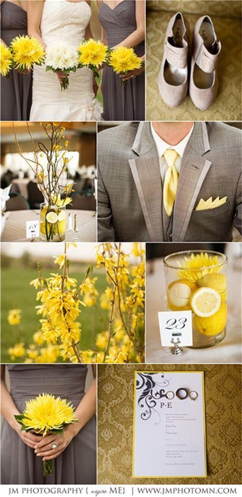 17 best ideas about yellow grey weddings on gray weddings grey wedding dress