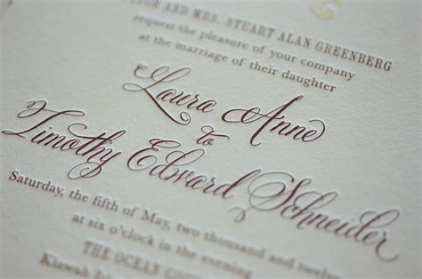 best wedding invitation font 9 fonts for wedding invitations images