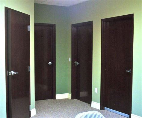 office doors interior commercial interior wood door