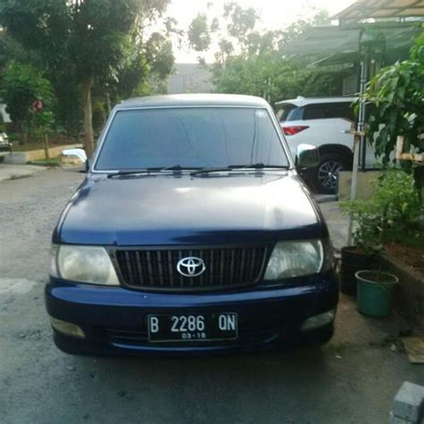 Jual Alarm Mobil Di Jakarta jual murah kijang lx mobilbekas