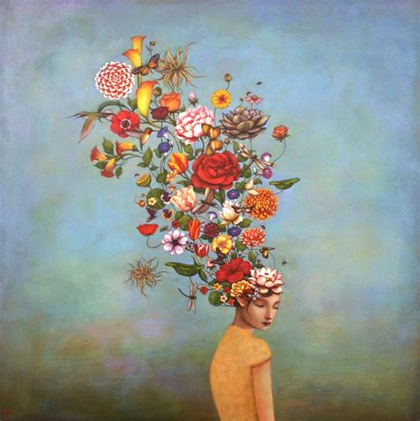 Painting For by Ethereal Acrylic Paintings By Duy Huynh Explore Cultural