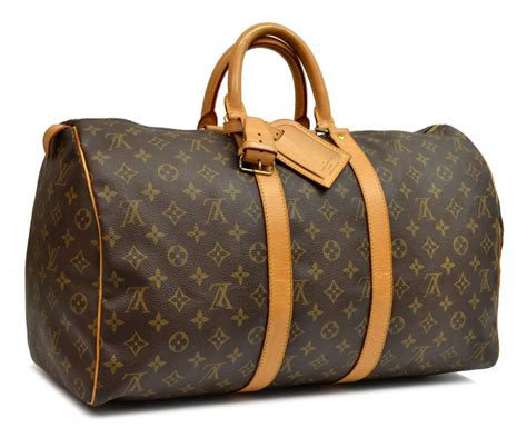 louis vuitton keepall  monogram duffle bag june