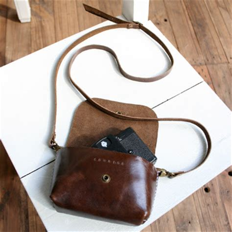 How To Make Handmade Leather Bags - friday make your own leather bag