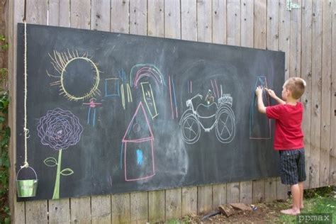 exterior chalkboard paint ingenious ways of using chalkboard paint