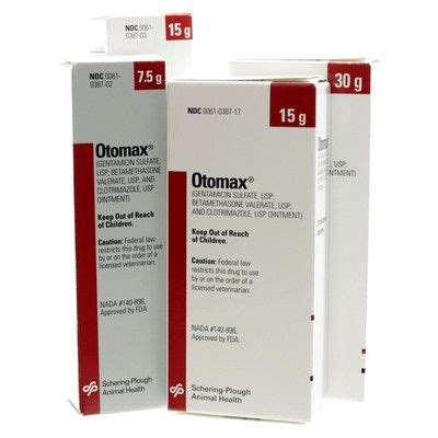 otomax for dogs otomax for dogs ears ointment for ear infections vetrxdirect