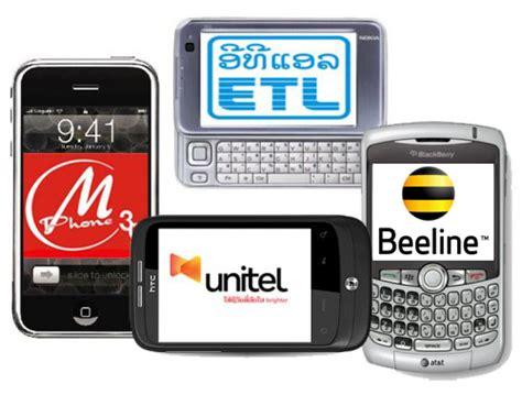 prefissi telefonia mobile sim ed mobile per il tuo viaggio in laos