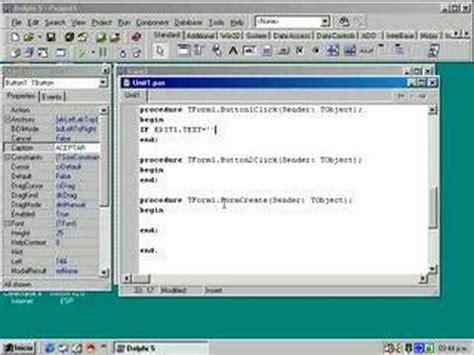 delphi webbrowser tutorial delphi 7 tutorial muy detallado aqui muestro como hace