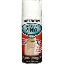 rust oleum fabric vinyl spray paint review