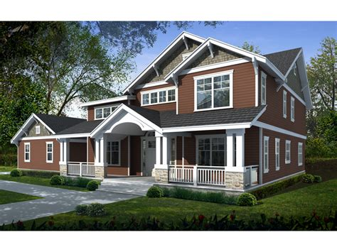 5 Bedroom Craftsman House Plans by Corvallis Craftsman Home Plan 015d 0209 House Plans And More