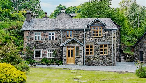 the cottage mill cottage luxury home in lake district