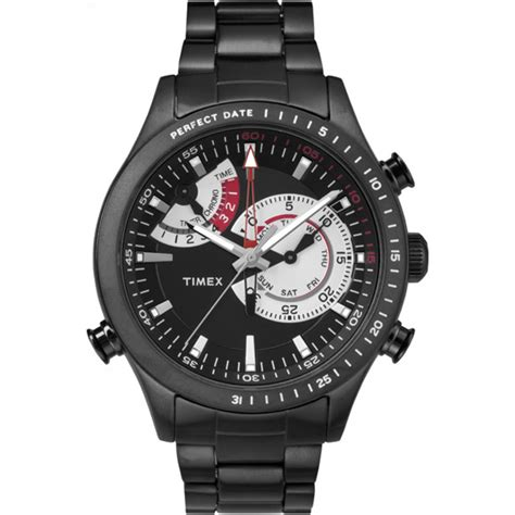 Timex Quartz timex s intelligent quartz chronograph timer