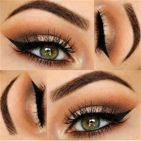 Eyeshadow Bronze eyeshadow makeup looks makeup vidalondon