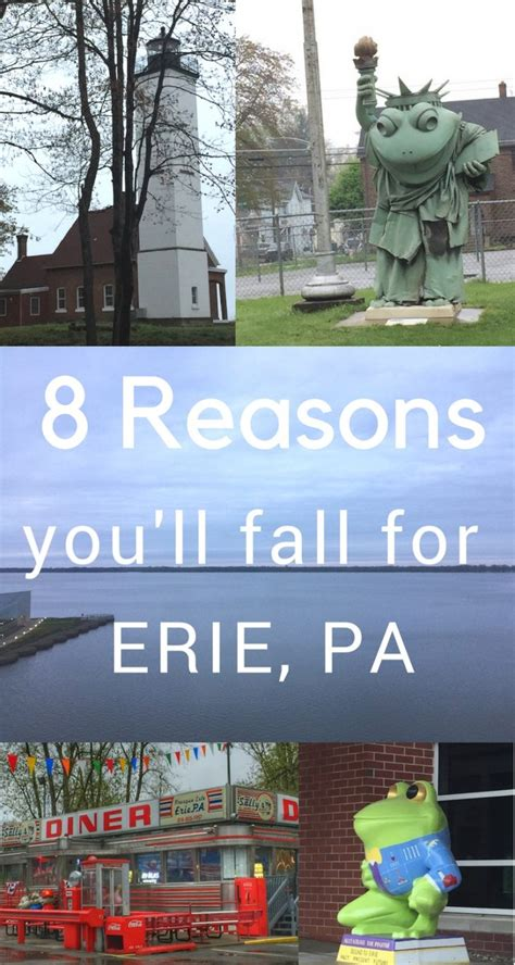 8 reasons why you ll fall for erie pa just short of crazy