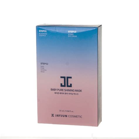 Jayjun Blossom Mask 25ml jayjun real water mask refine to