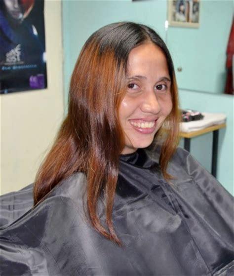 Cherry Jane With Short Haircut | fun hair cut more photos models vol 2 cherry jane